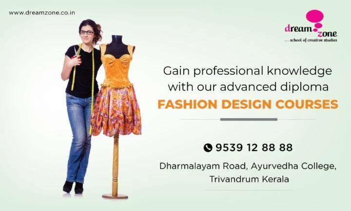 Fashion Designing Courses In Trivandrum Fashion Designing Course Adtrack